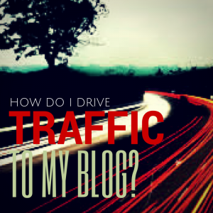 Driving Traffic to the Blog