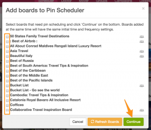 BoardBooster Group Board Feeding Step 1b